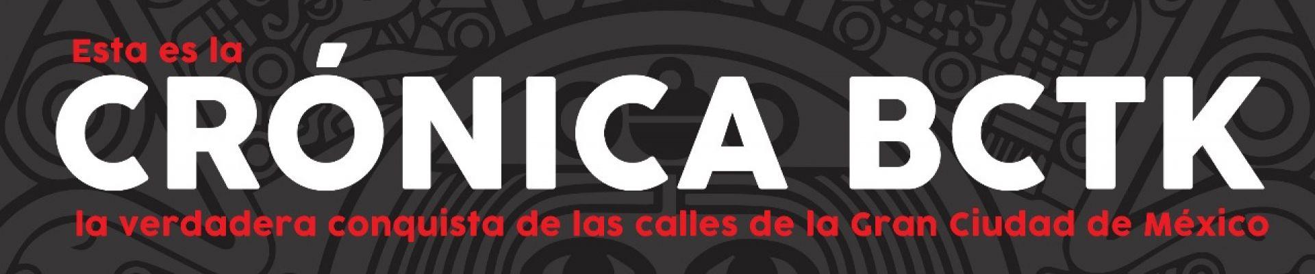 Cronica Biciteka, la verdadera conquista de las calles de la Gran Ciudad de Mexico