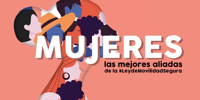 Bicitekas, Mujeres, Ley de Movilidad Segura, Coalicion MS